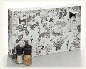 The Ginvent Calendar - Behind each of the 24 doors is a different 3cl sample of the very best gin
