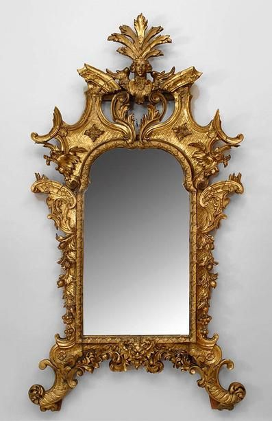 91 best images about rococo on pinterest baroque for Floor mirror italian baroque rococo style