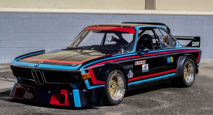 "Adam Carolla's Pristine BMW 3.0 CSL ""Batmobile"" Is Up For Grabs #news #BMW"