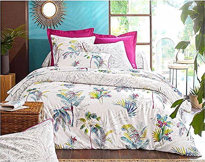Housse De Couette Exotique Becquet Multicolore In 2020 Home Decor Furniture Home