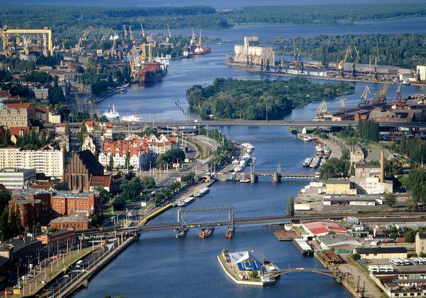 Szczecin, Poland..