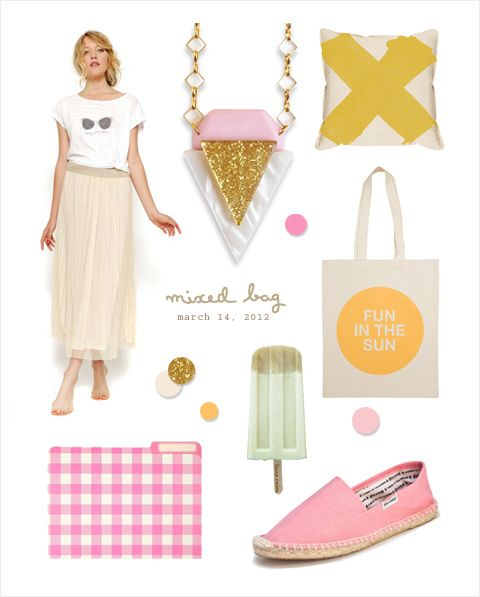 Eat Drink ChicBest Hairstyles, Outfit, Ice Cream, Eating Drinks, Drinks Chic, Clothing Colors, Bags, Strawberries Icecream, Style Tips