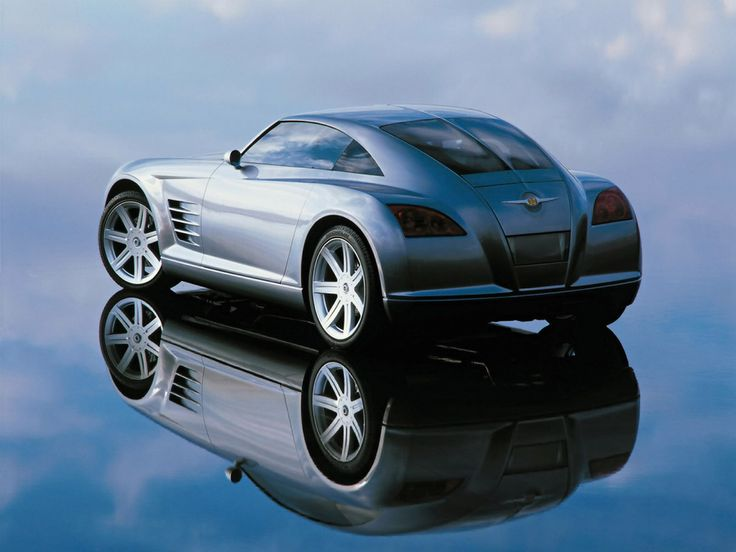 Chrysler Crossfire - I understand why the discontinued this, but I've always thought they were beautiful cars.