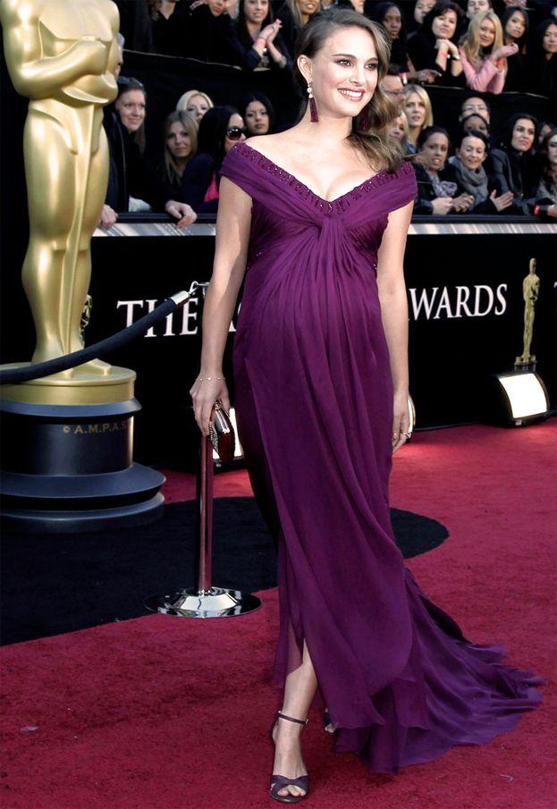 2011: Natalie Portman za Czarnego łabędzia, suknia Rodarte