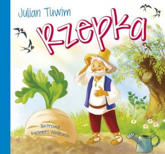Księgarnia Wydawnictwo Skrzat Stanisław Porębski - WYDAWNICTWO DLA DZIECI I MŁODZIEŻY - Rzepka