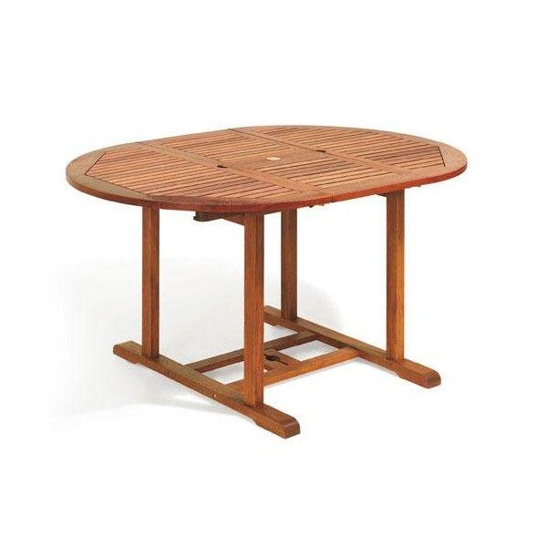 TAVOLO IN KERUING AGAVE TONDO ALLUNGABILE 97/137 CM COD.9250 Il Keruing è un legno tropicale particolarmente resistente agli agenti esterni. Con i suoi piacevoli riflessi si presta perfettamente alla produzione di mobili da esterno. Di facile montaggio, fortemente resistente e molto stabile. Tavolo realizzato in massello di Kerouing che può arrivare ad ospitare fino a 6 persone. In dotazione 4 spessori per alzare il tavolo. Dimensioni:H cm 73.0 L cm 97/137 P cm 97.0 Peso...