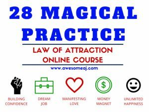 Law of Attraction Online Course