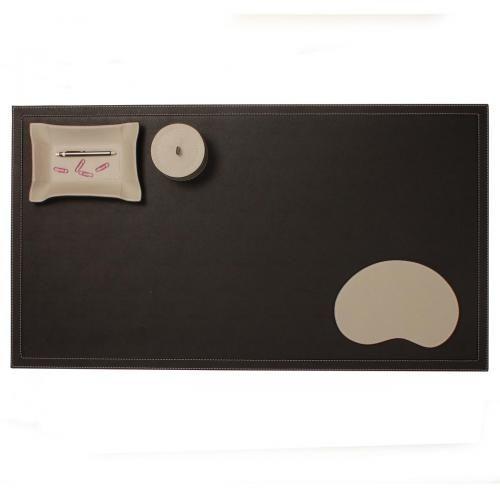 Schreibtischauflage XL, schwarz Jetzt bestellen unter: http://www.woonio.de/produkt/schreibtischauflage-xl-schwarz/