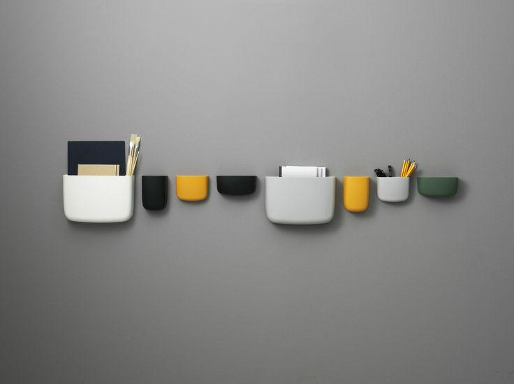 Pocket Organizers designed by Simon Legald for... | missdesignsays | #allgoodthingsdanish