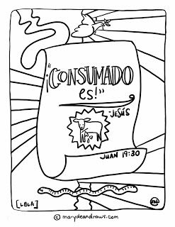 16 best Spanish Bible Coloring Pages images on Pinterest ...