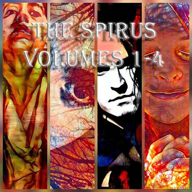 The Spirus Volumes 1-4 Boxed set ($8.99 to #Free) - #AmazonBooks #book