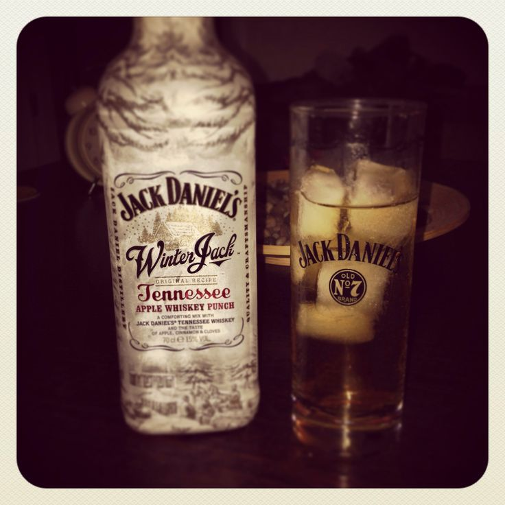 #Jack #Daniels #No7  #WinterJack #apple #whiskey #punch #tennessee #long #ice #home