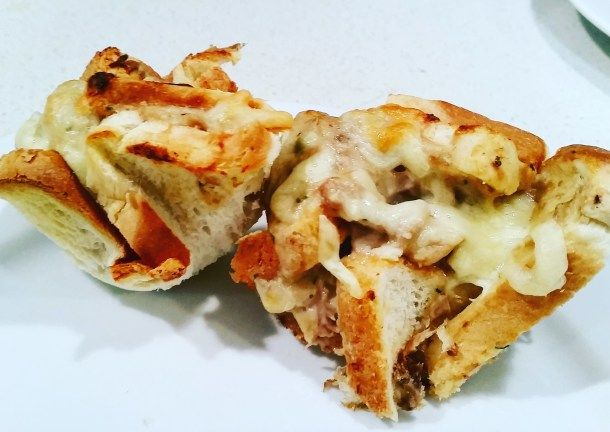 TUNA MORNAY PARCELS - No Excuses!