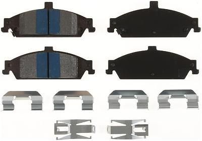 Semi Metallic Disc Brake Pad Fits 1999-2005 Pontiac Grand Am Bendix #car #truck #parts #brakes #brake #pads #shoes #mkd727