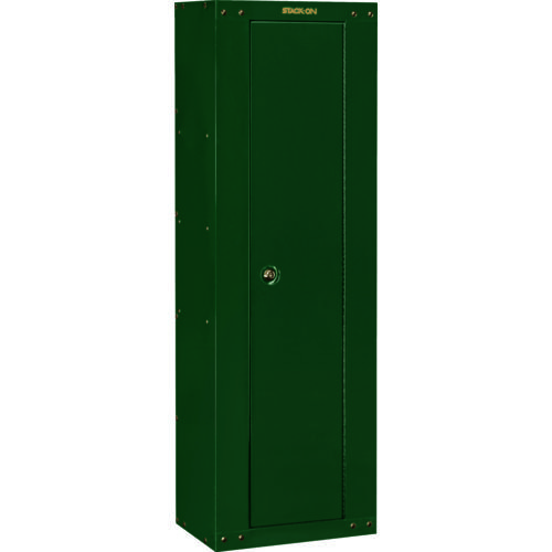 Stack-On 8-Gun Ready-to-Assemble Cabinet Green - Safes Cabinets And Accessories at Academy Sports