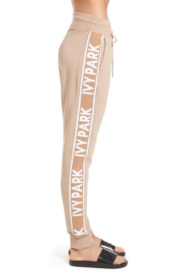 89221f3b4766 IVY PARK® Logo Tape Jogger Pants