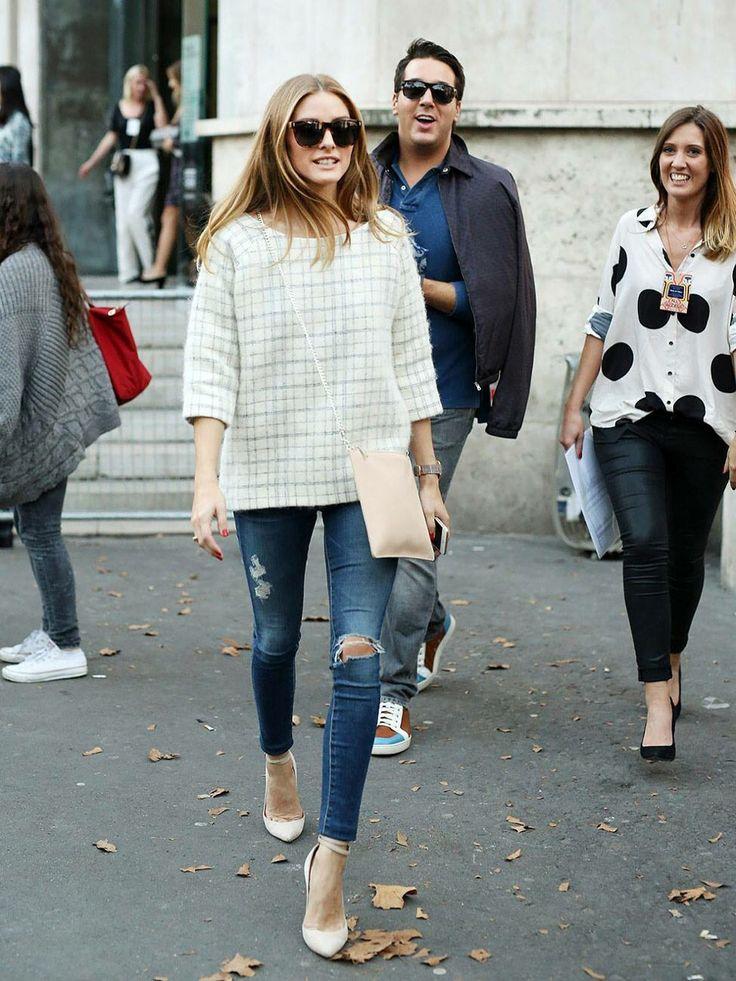 Olivia Palermo pelas ruas de NY