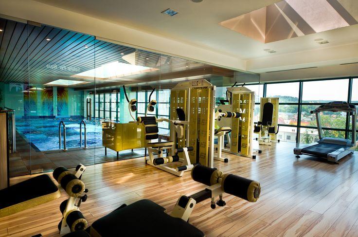 La CITY Plaza puteti avea propriul dumneavoastra instructor de fitness.
