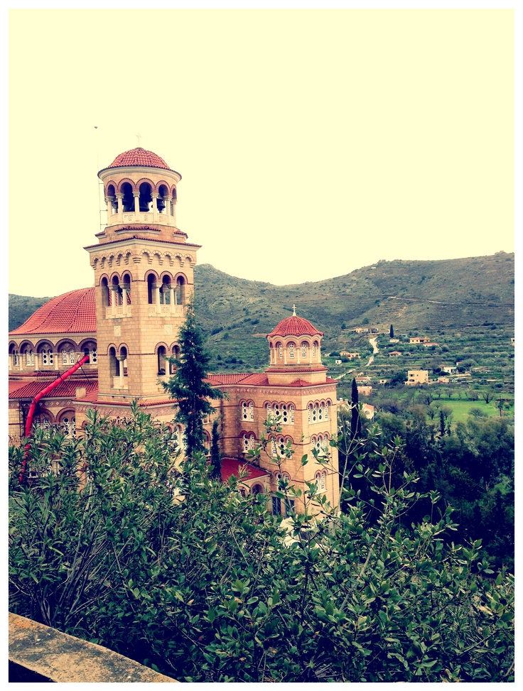 Agios Nektarios #aigina