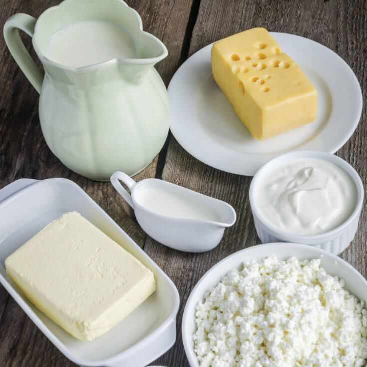 7 Symptoms of Lactose Intolerance & Diet to Treat It by @draxe