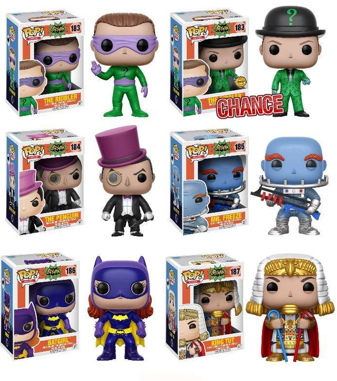 Now available with next day dispatch  DC - Batman 66 Wa...  don't miss out http://www.collekt.co.uk/products/dc-batman-66-wave-2-collection-preorder?utm_campaign=social_autopilot&utm_source=pin&utm_medium=pin #Funko #funkopop #Funkouk