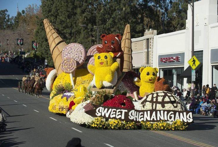 Cal Poly Rose Parade floats: 1949-2016 | The Tribune