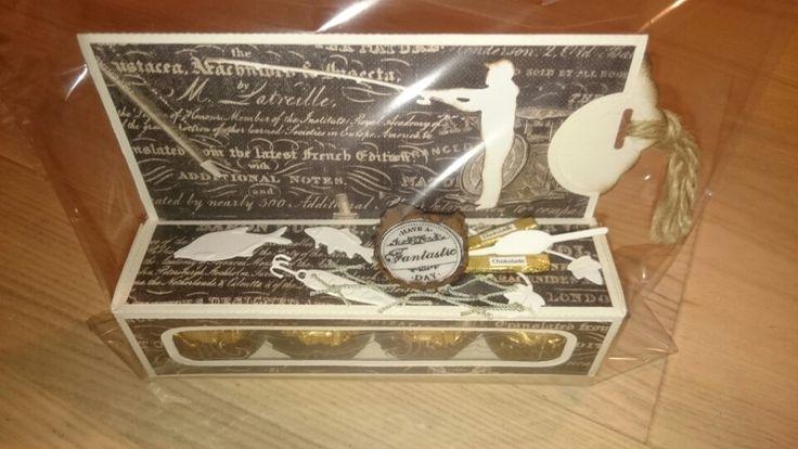 L.H. Ferrero Rocher æske 4 stk.
