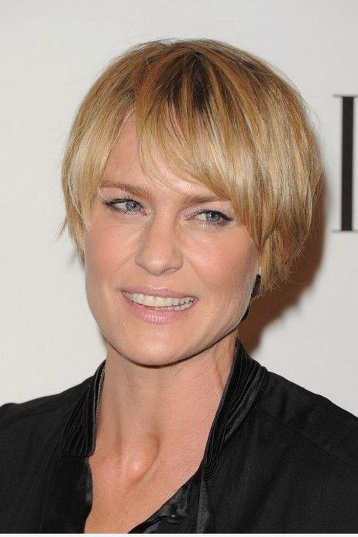 short hair styles women over 40
