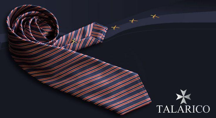 Regimental tie - Talarico cravatte Roma