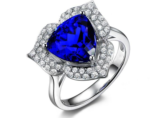 10529 best man made diamonds images on pinterest lab for Man made sapphire jewelry