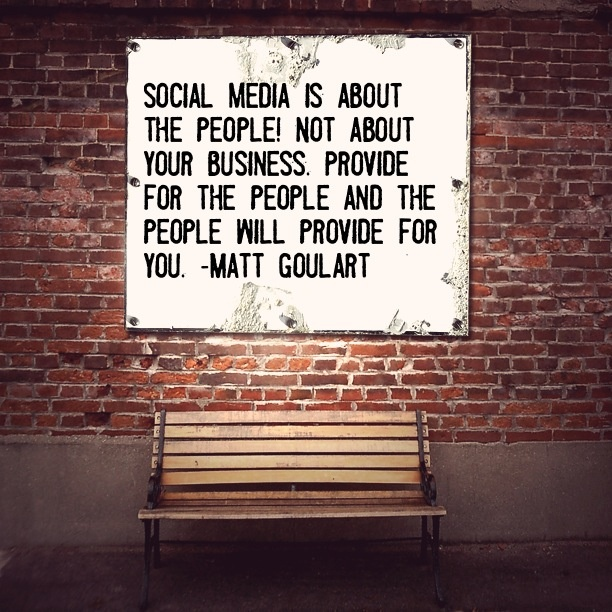 Social Media Quote - Sociology & Psychology #quote #SocialMedia #GetUSocial