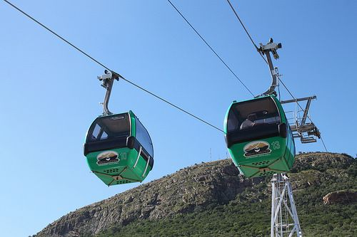 Cablecars by Harties Cableway