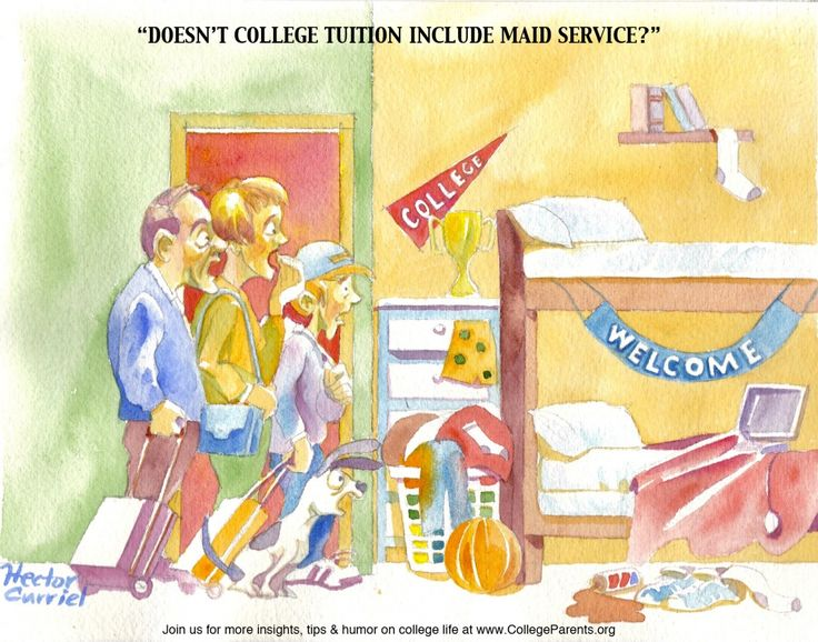 parent and college life Parents' practical guide to college college is a life-changing event, not just for  students but for their parents as well parents have a lot to deal with – oftentimes .
