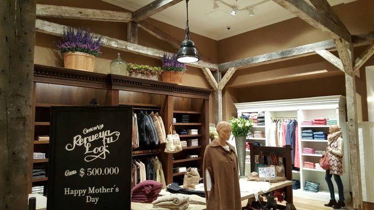 Nueva tienda Portal la Dehesa Saville Row. www.savillerow.cl