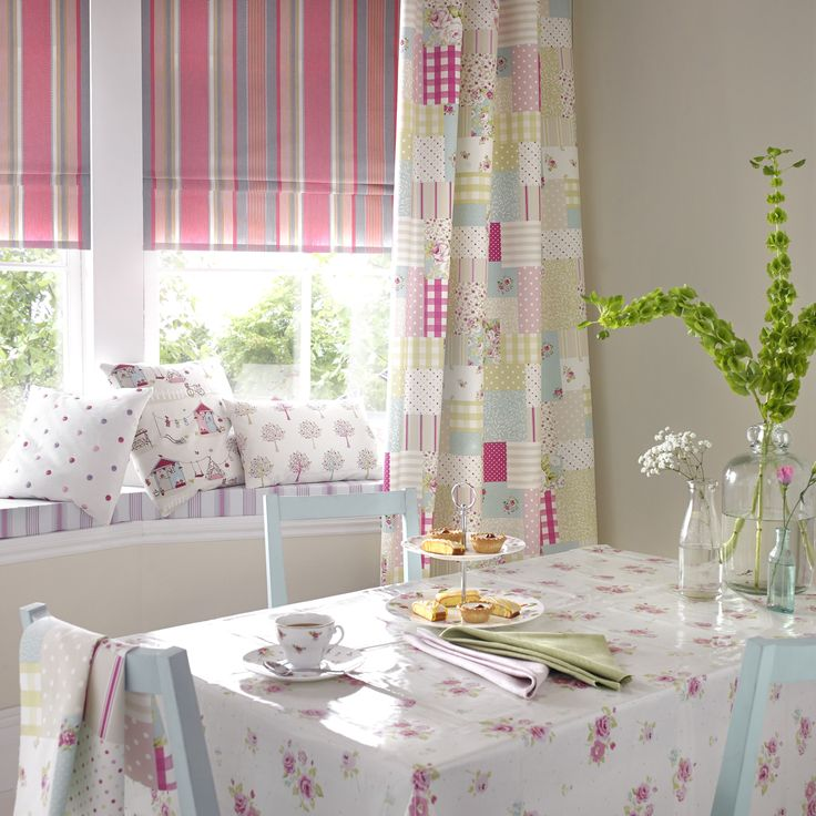 Summer Garden, Fryett's Fabrics