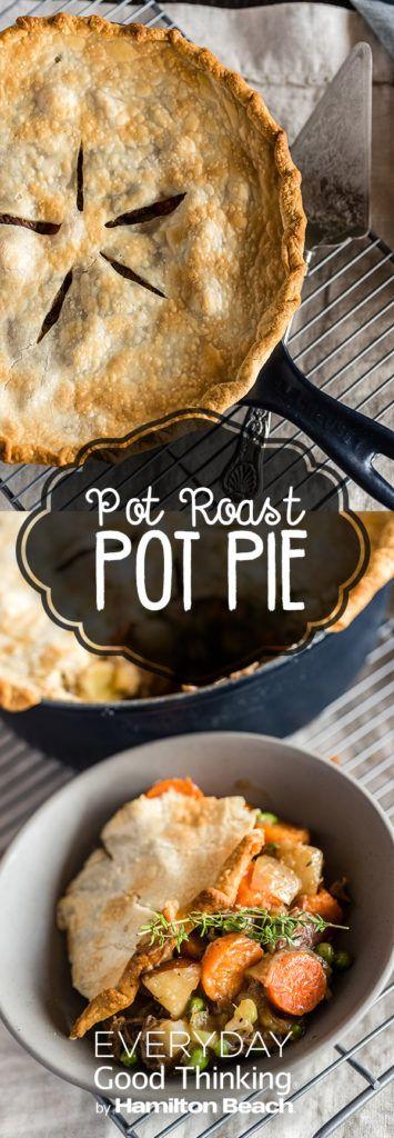 Pot Roast Pot Pie