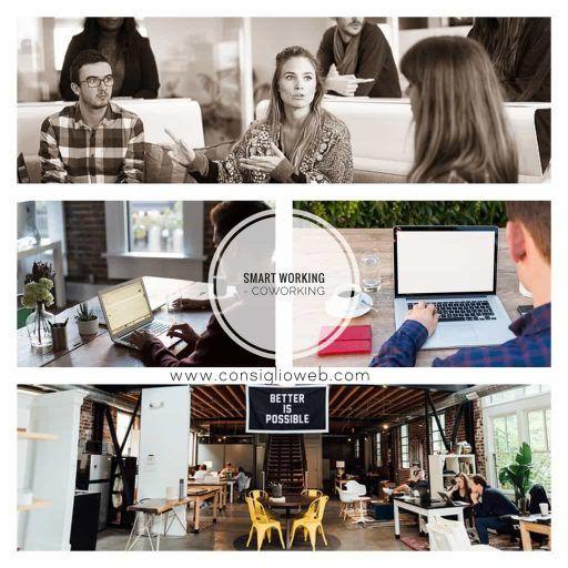 Smart working italia - telelavoro - lavoro agile - lavori in mobilita' puoi utilizzare l'opportunita' del coworking per smart working italia, cos'e'?
