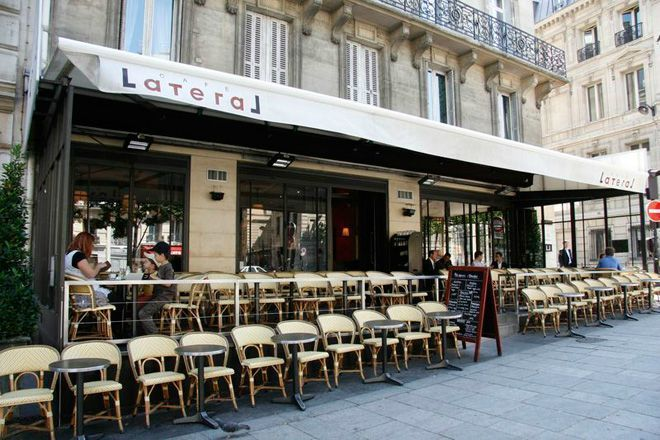 Brunch Café Latéral (75017 Paris) - OuBruncher