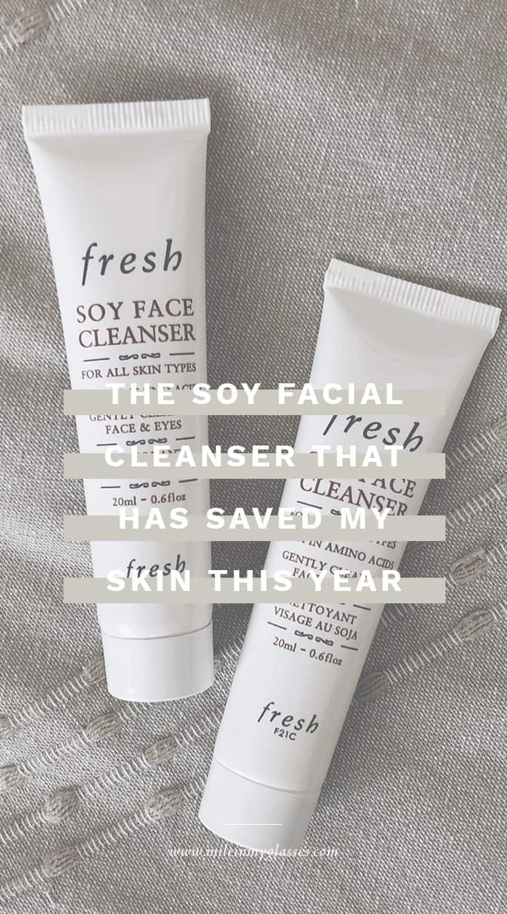 Why This Fresh Beauty Soy Cleanser is The Best