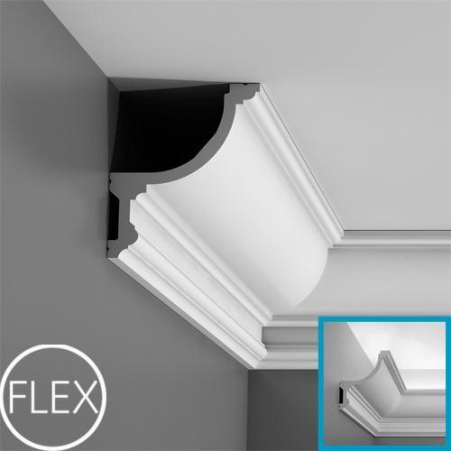 Corniche plafond polyuréthane Orac Decor Luxxus C901