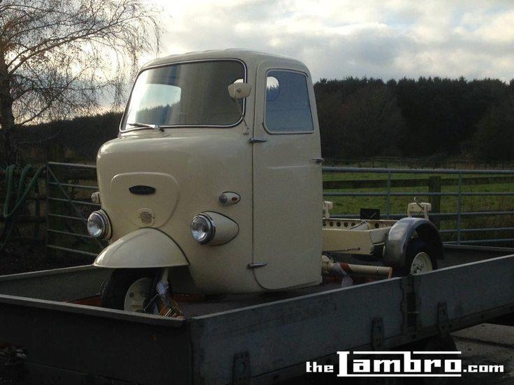 Lambro 500L Restoration