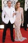 Premios Globo de Oro 2013. Jennifer López #celebritystyle #redcarpet