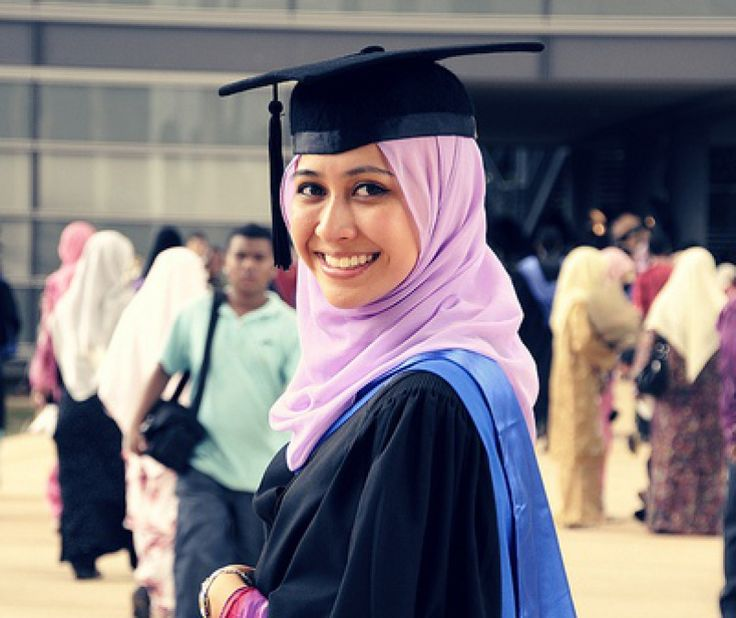 What to Wear to Graduation | The Muslim Girl