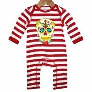 Day of the Dead Romper | Love Frankie