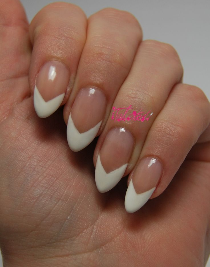 1000+ Ideas About Classic French Manicure On Pinterest