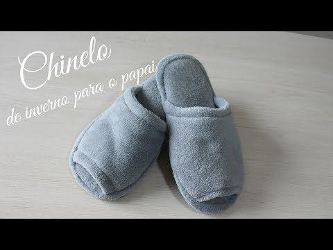 Mulher.com 08/05/2015 Claudia Ferreira - Pantufas em tecido sem costura - YouTube