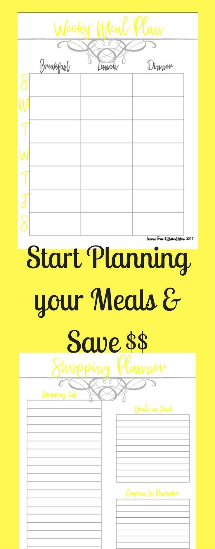 The quickest way to cut your grocery costs! Plus bonus cost cutting methods! Get your free printable today!