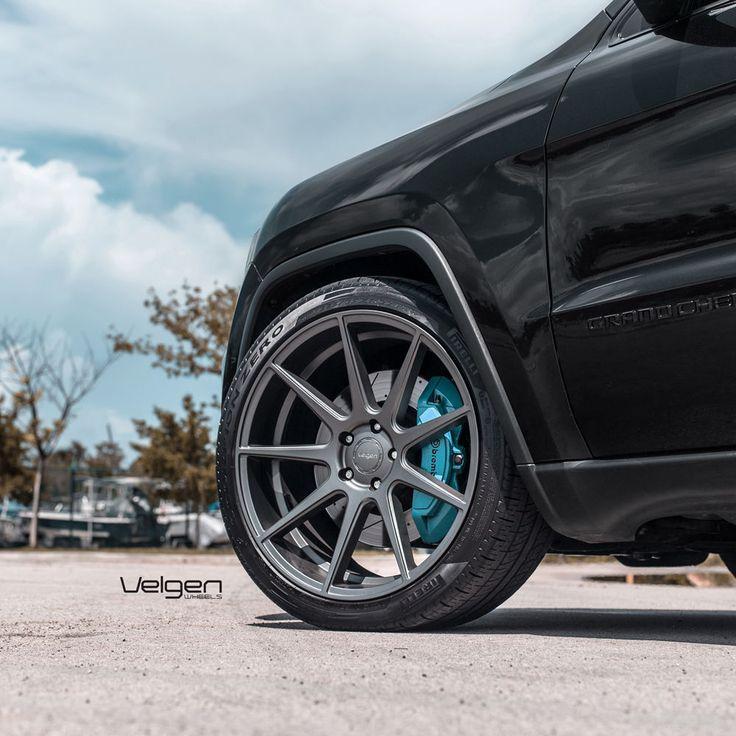 "22"" VELGEN VMB9 GUNMETAL CONCAVE WHEELS RIMS FITS JEEP GRAND CHEROKEE #Velgen #vmb9 #concave #wheels #jeep #grandcherokee #srt #srt8 #vibemotorsports"