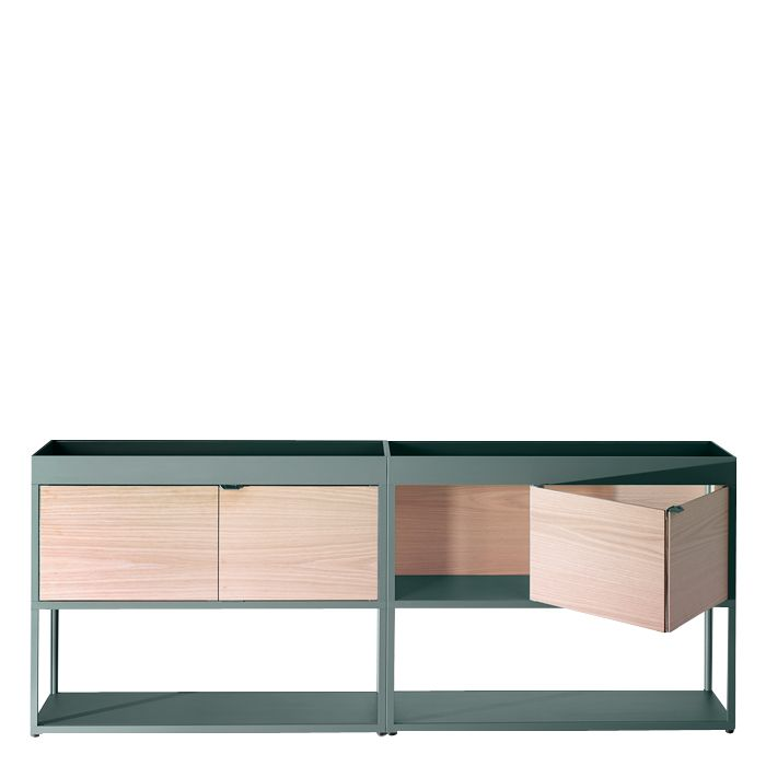 Hay Design New Order Sideboard Army Green/Natur