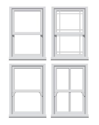 Pvc vertical sliding windows esk glazing interiors for Vertical sliding window design